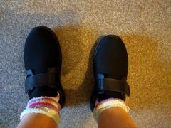kybun webshop UK (official) kybun trial shoe Vals Black Review