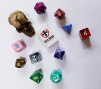 Paladin Roleplaying Signature Collection - Individual Dice Review