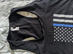Thin Blue Line Shop Women's Thin Blue Line Flag Tank Tops Review