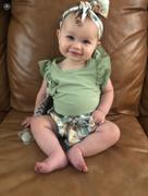 Hazel & Bo MOLLY Floral Outfit with Headband Review
