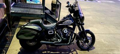 Rogue Rider Industries Leather Pros Retro Series V3 DYNA Saddlebags Review