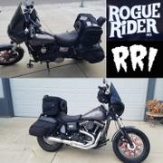 Rogue Rider Industries Saddlemen TS3200DE Tactical Seat Tunnel Bag Review