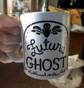 AlwaysFits.com Future Ghost Ceramic Coffee Mug Review