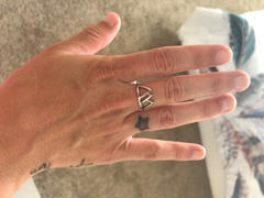 Elevated Faith Silver Mountain Ring Review