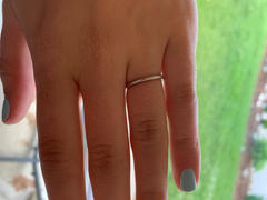 Elevated Faith Silver Stacker Ring Review