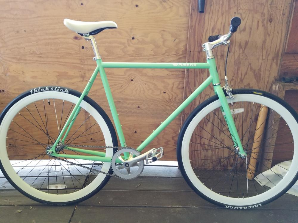 1 tire WTB Freedom ThickSlick 700x28c Sport Tire Road Bike Commuter Fixed Gear