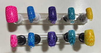 Maniology Essentials Bright: Creative Nail Art Stamping Polish Collection Review
