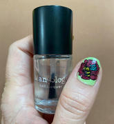 Maniology Perfect Trio - Bam! White + Straight Up Black Stamping Polish + No Smudge Top Coat 3pc Bundle Review