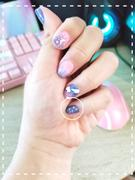 Maniology Mermaid Scales - Blue Holographic Chrome Flakies Review