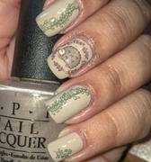 Maniology Mystic Woods: Lost Trinkets/Forest Cuties (m126) - Nail Stamping Plate Review