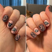 Maniology CYO Design Contest 2019: Friends Furever (m099) - Nail Stamping Plate Review