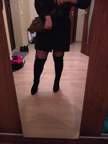 Boots N Bags Heaven Lace Up Over The Knee Boots Review