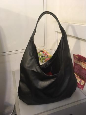 Boots N Bags Heaven Casual Black Hobo Bag Review