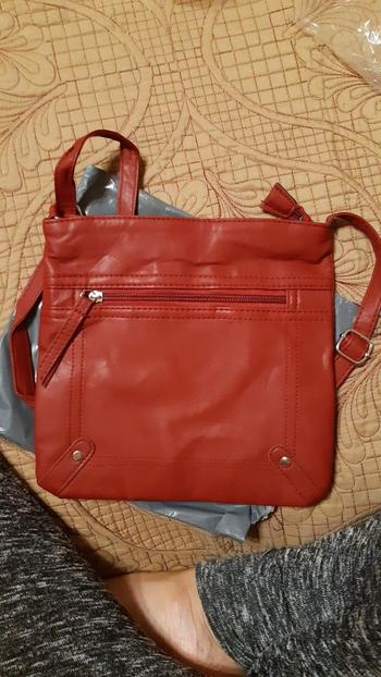 Boots N Bags Heaven Large Casual Leather Shoulder Bag Review