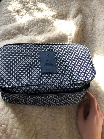 Boots N Bags Heaven Lingerie Cosmetic Organizer Bag Review