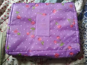 Boots N Bags Heaven Make Up Cosmetic Organizer Bag Review