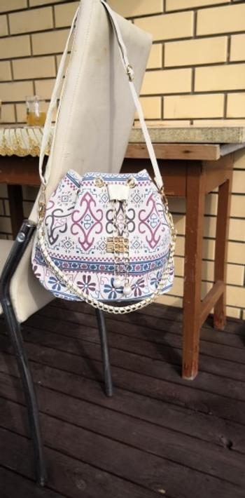 Boots N Bags Heaven Bohemian Drawstring Bucket Bag Review