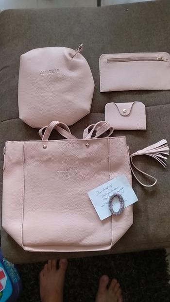 Boots N Bags Heaven Fashion Bag Set Review