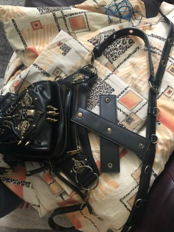 Boots N Bags Heaven Gothic Steampunk Bag Review