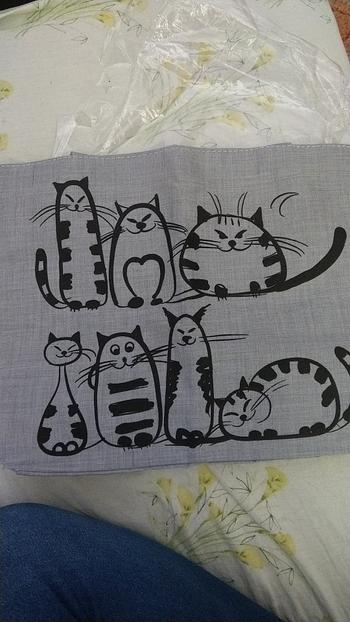 Boots N Bags Heaven Printed Cats Canvas Tote Bag Review
