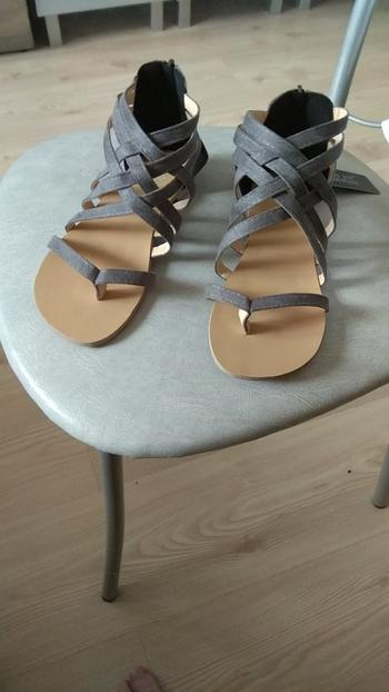 Boots N Bags Heaven Summer Rome Style Sandals Review