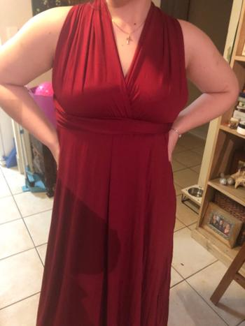 Boots N Bags Heaven Rose - Multiway Wrap and Styles Dress Review