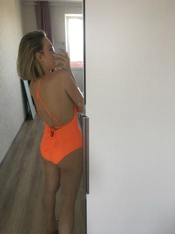 Boots N Bags Heaven One Piece Backless Swimsuit Review