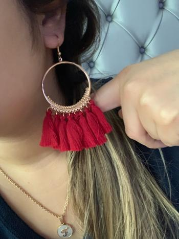 Boots N Bags Heaven Bohemian Tassel Earrings Review