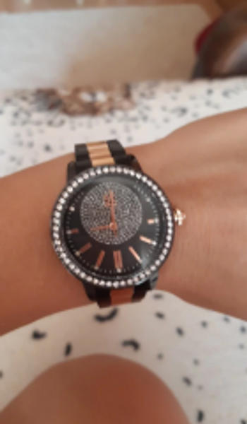 Boots N Bags Heaven Rose Gold Crystal Wrist Watch Review