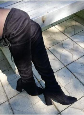 Boots N Bags Heaven Winter Above the Knee Lace Up Boots Review