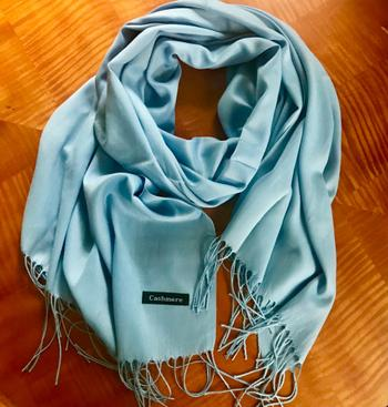Boots N Bags Heaven Winter and Autumn  Colorful Wrap Scarf Review