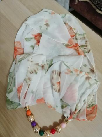 Boots N Bags Heaven Summer Chiffon Scarf with Necklace Review