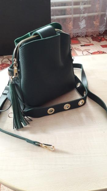 Boots N Bags Heaven Vintage Tassel Bucket Shoulder Bag Review