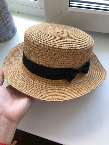 Boots N Bags Heaven Summer Straw Hat with Bow Tie Review