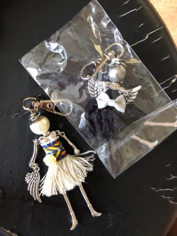 Boots N Bags Heaven Handmade Fashionista Keychain Dolls - Limited Edition Review