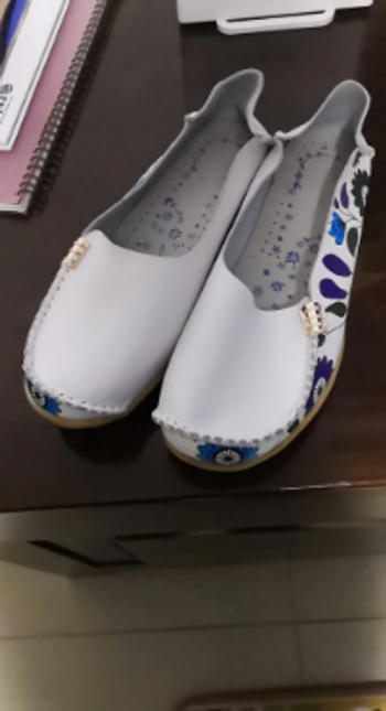 Boots N Bags Heaven Slip-on Spring and Floral Loafers Review