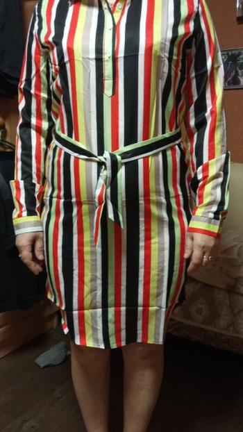 Boots N Bags Heaven Madison - Geometric Long-Sleeved A-Line Dress Review