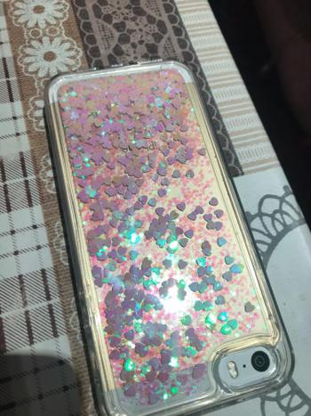 Boots N Bags Heaven Glitter Love Protective Iphone Case Review