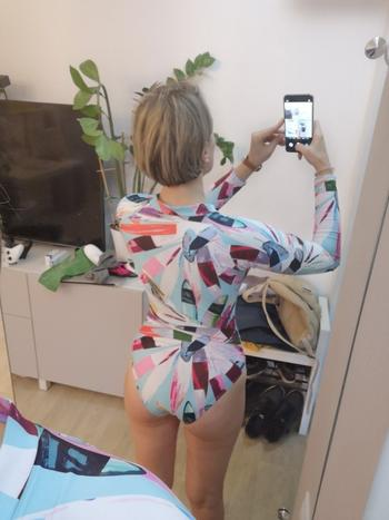 Boots N Bags Heaven Abstract and Floral One Piece Surfing Swimwear Review