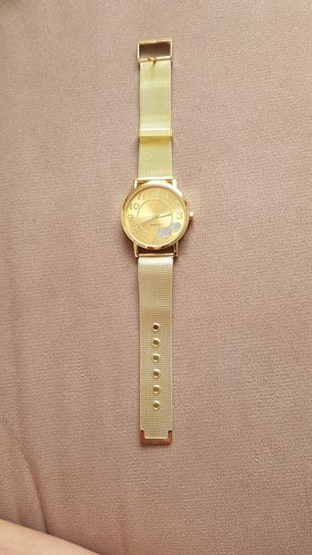 Boots N Bags Heaven Gold and Silver Heart Design Analog Wristwatch Review