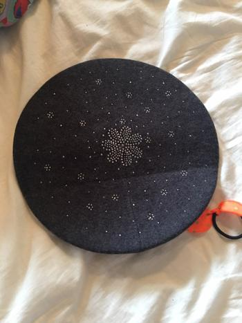 Boots N Bags Heaven Thick Studded Winter Hat Beret Review