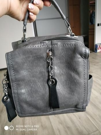 Boots N Bags Heaven Multifunctional Faux Leather Bag Review