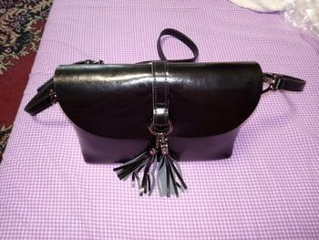Boots N Bags Heaven Genuine Soft Stylish Leather Tassel Bag Review