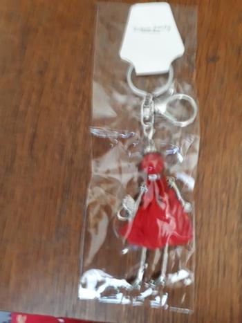 Boots N Bags Heaven Handmade Tassel Fashionista Dress Keychain Dolls Review