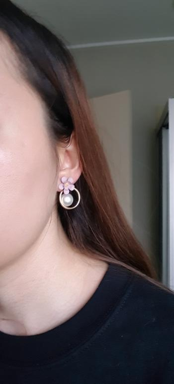Boots N Bags Heaven Pink Party Drop Fashion Earrings Review