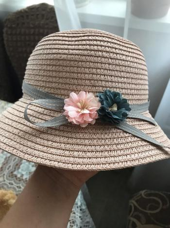 Boots N Bags Heaven Kids Summer Matching Straw Hat and Wallet Review