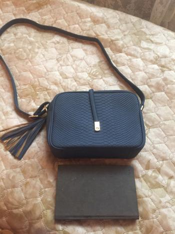 Boots N Bags Heaven Compact Messenger Bag with Tassel Review