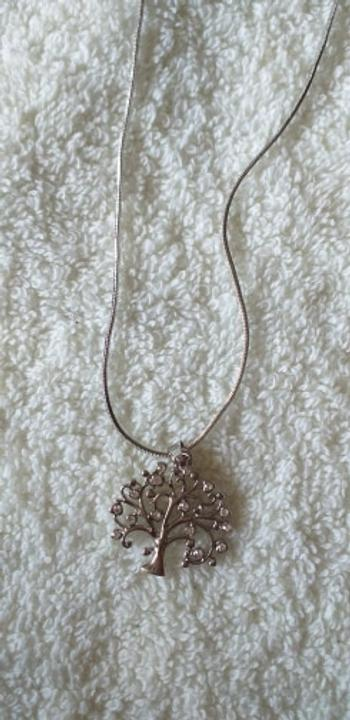 Boots N Bags Heaven Tree of Life Rhinestone Encrusted Necklace Review