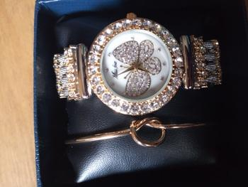 Boots N Bags Heaven Sparkling Butterfly Quartz Wrist Watch Review