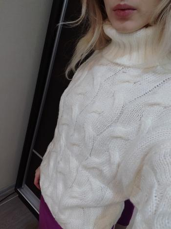 Boots N Bags Heaven Nickie - Winter Knitted Turtle Neck Sweater Review